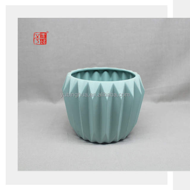 Ceramic Chinese Fine Quality Flower Pots Garden Products