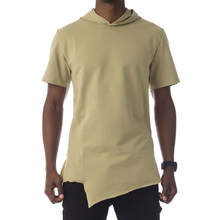 2018 New Design Custom Mannen Plain Katoen Zoom Slim Fit T-<span class=keywords><strong>shirt</strong></span> Met Franse Badstof