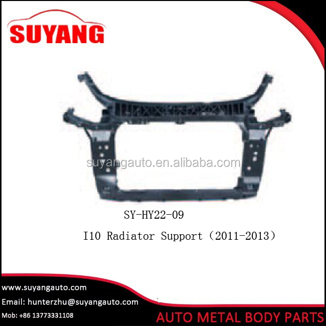 Replacement Radiator Support For Hyundai I10 Auto Body Parts