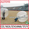 Ali High quality human inflatable bumper bubble ball with low prices
