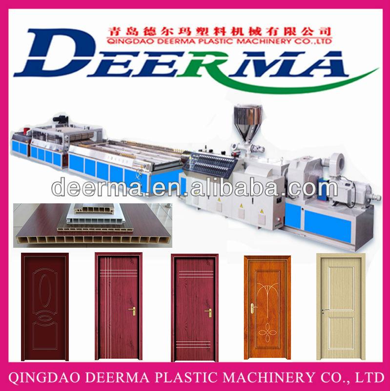 Wpc Door Machine / Production Line / Wood Plastic Machine   Buy Wpc Door  Machine,Wpc Door Production Line,Wpc Door Machine / Production Line /  Extrusion ...