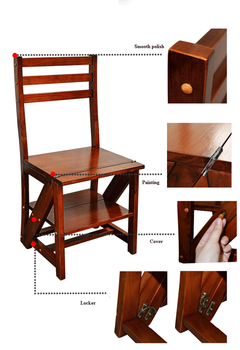 Solid Wood Folding Chair Ladder Chair Solid Wedding Chair Buy