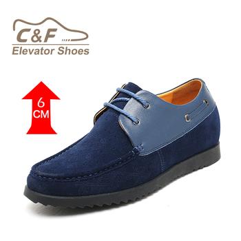2feed276c1b Cf Cow Leather Wholesale Indian Hidden High Heel Men Shoes - Buy ...