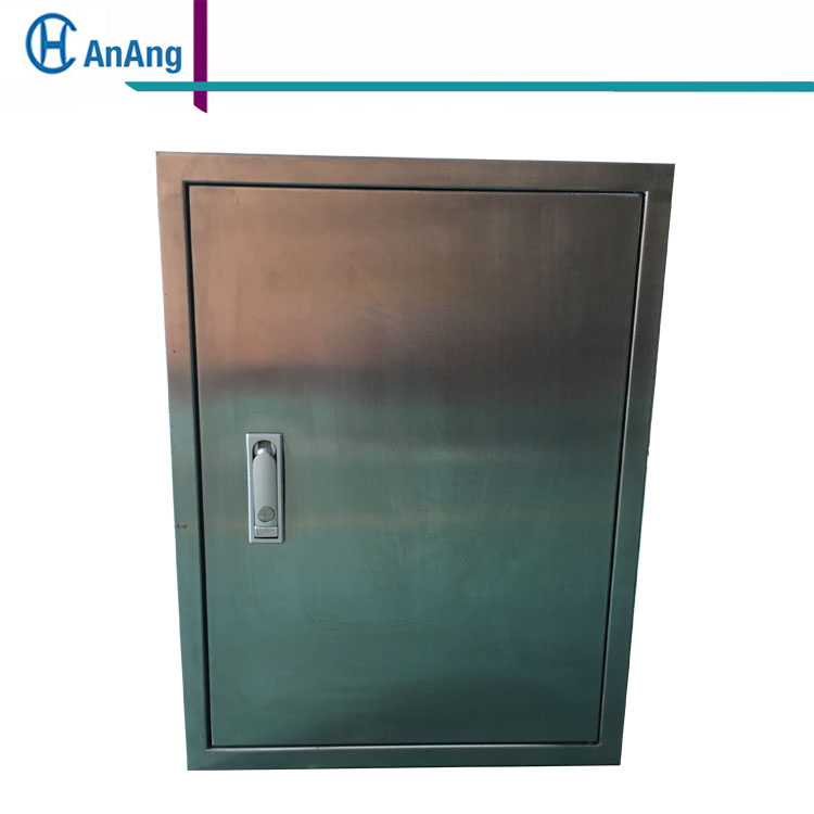 Ip55 Stainless Steel Sheet Metal Control Panel Box
