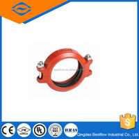20% discounted Low Price ductile iron galvanized pipe fittings