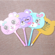 Creative stationery pretty fan ballpoint pen