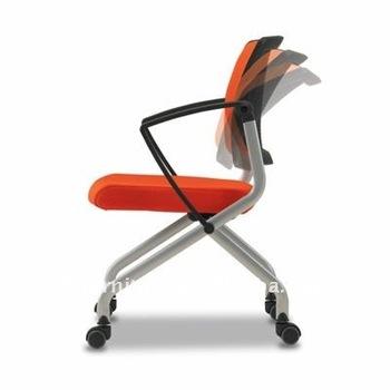 silla oficina plegable con ruedas