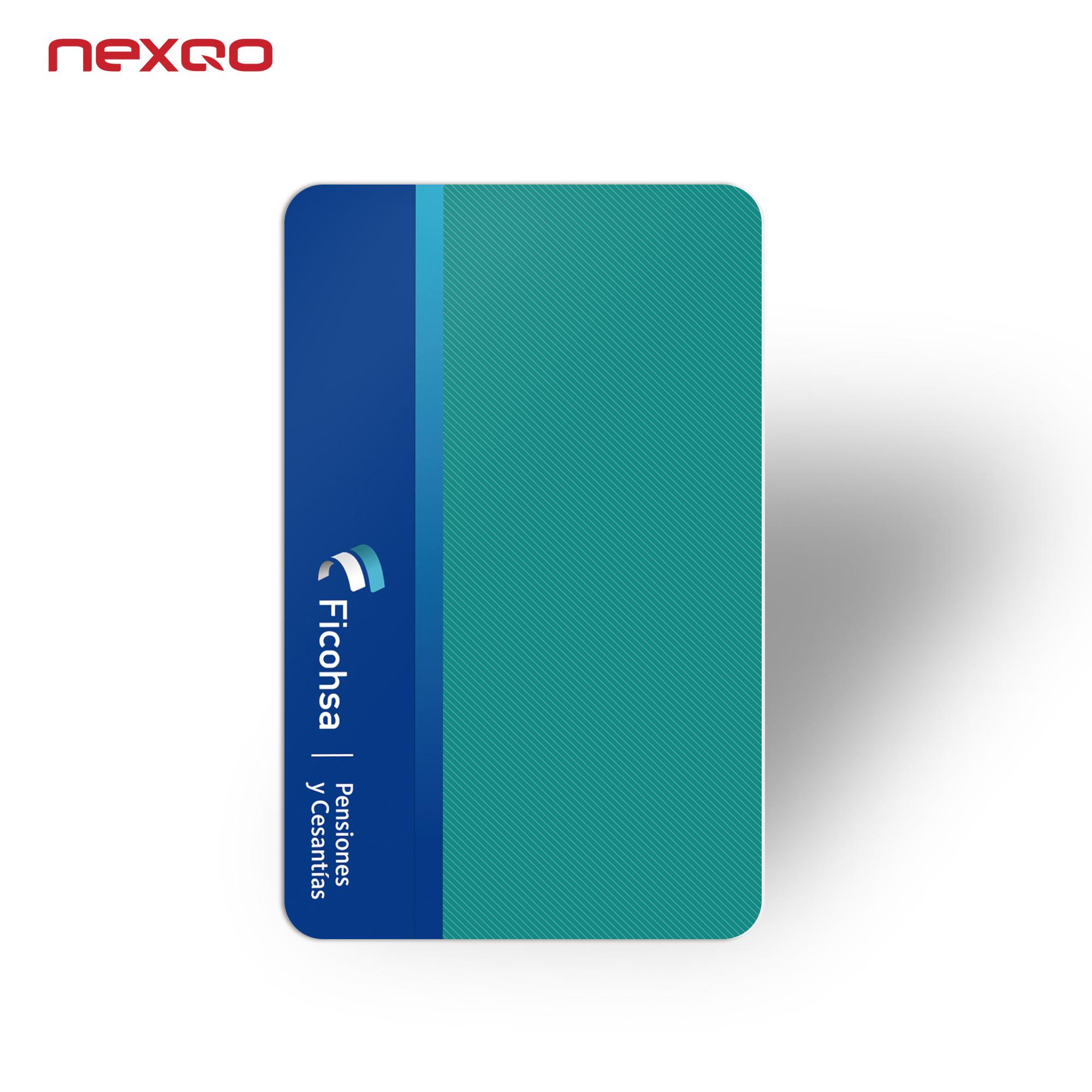 Programmierbare NFC Papier Visitenkarte mit Benutzerdefinierten Druck