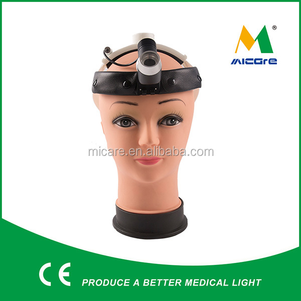 medical JD 2000II centre spotlight adjusted surgical headlight for plastic /surgery /Orthopedic
