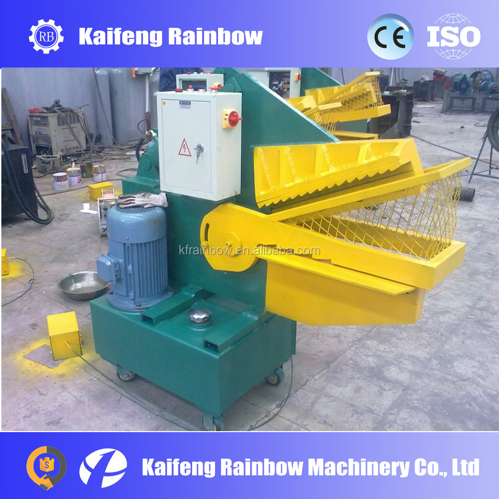 High Quality Automatic Metal Tube Cutter /Exhausting Pipe Cutting For Recycling