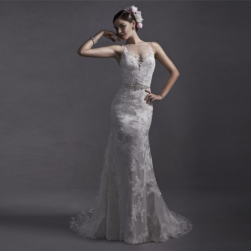 MANSA Vestido De Noiva Vintage Wedding Gowns 2015 Plus ...