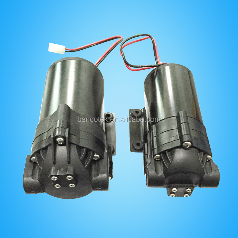 12v , 24v dc reverse osmosis ro booster water purifier diaphragm pump motor