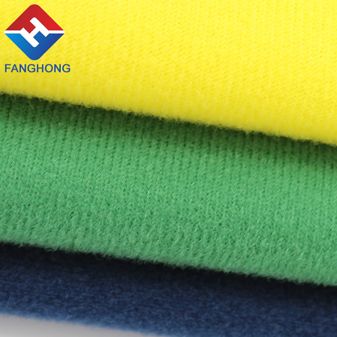2017 best selling velvet fabric for sleepping cloth carpet upholstery blue Professional Manufacturer