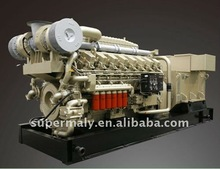 high performance natural gas mw generator
