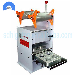 Semi-auto Small Plastic Cup Sealing Machine, Cup Sealer