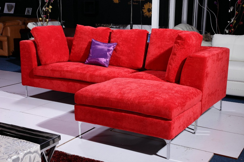 Popular Red Velvet Sofa-Buy Cheap Red Velvet Sofa lots