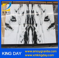 black and white marble tiles ( Factory Directly )
