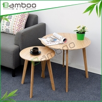 unique chinese style decoration living room bamboo coffee table