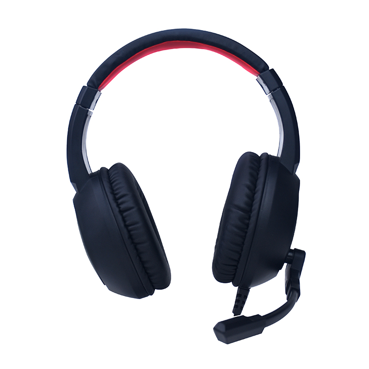 Factory direct 3.5mm stereo plug headphone Gaming Headset for PS4/X box/PC with RGB effect Customized logo