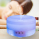 1000ml Large Capacity Ultrasonic Aroma Diffuser Air Humidifier with Touch Screen Control