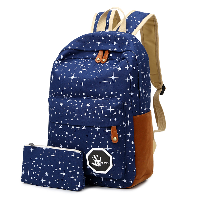 2016 Hot Sale Canvas Women Backpack Big Capacity School Bags For Teenagers Printing Backpacks For Girls Mochila Escolar Apb02 Toptenshop Eu