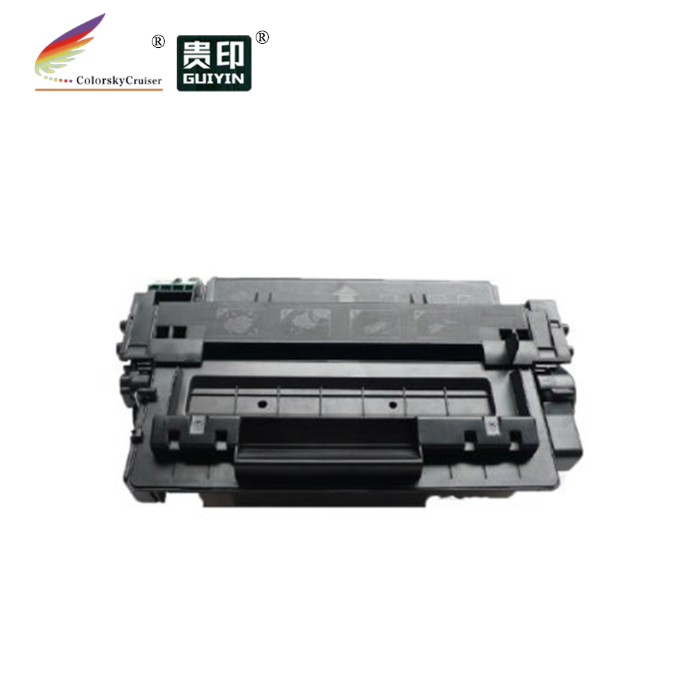Used HP Genuine OEM Q7551X Black Toner for P3005 M3027 M3035 60+