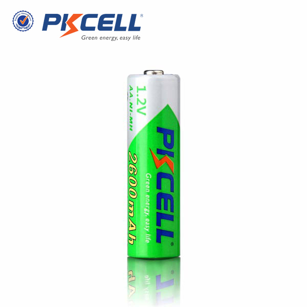 low self discharge 1200 cycle times Battery 1.2V 2600mah Pre-charged NIMH Battery