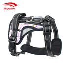 Comfortable Padded Mesh Reflective No Pull Dog Walking Harness