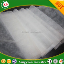 Hot sale 15gsm SSS super soft hydrophilic non woven fabric for diaper top sheet