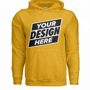 OEM Service Small Quantity Custom 100% Cotton Plain Hoodies With Your Logo Mix Colors Mix Sizes China Manufacturer