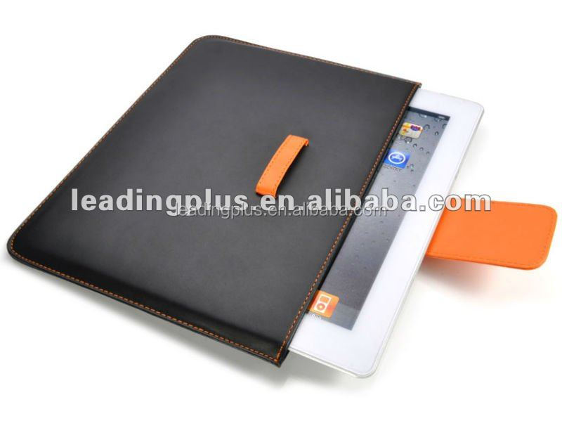 REAL Leather Case for iPad3, for iPad 3 SPECIAL DESIGN