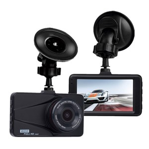Top quality 3.0 Inch dash cam 4k night vision car dashboard camera with 170 degree wide angle and G-Sensor