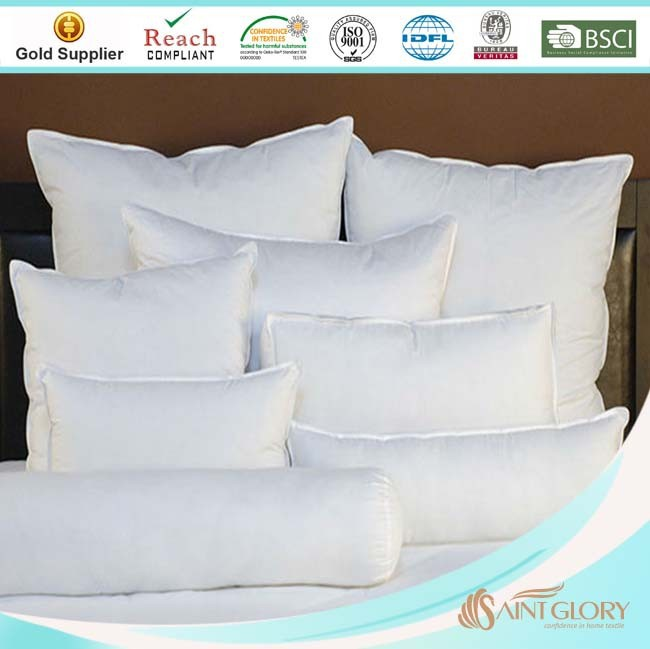 China Manufacturer White Plain Warm Sleeping Pillow on Sale
