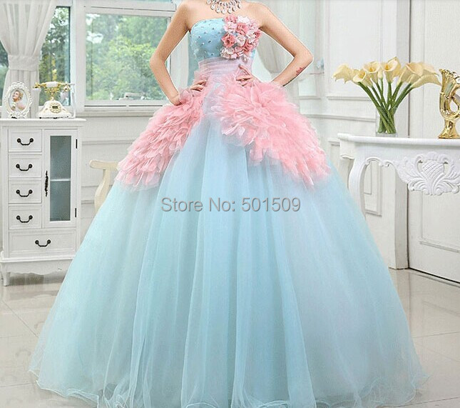 Medieval Renaissance Light Blue And White Gown Dress: Aliexpress.com : Buy Rhinestone Light Blue Pink Wing