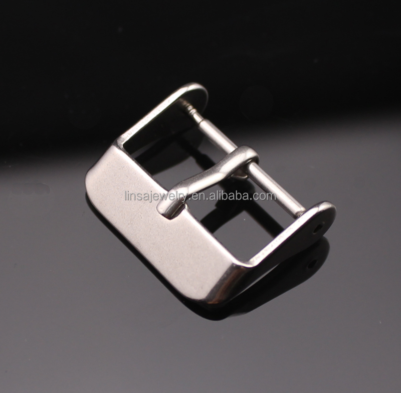 20mm <strong>Buckles</strong> Stainless Steel Watch <strong>Buckles</strong> for Wholesale SPB001