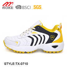 Athlétique Hommes Baseball Sport Chaussures Chaussures <span class=keywords><strong>De</strong></span> <span class=keywords><strong>Cricket</strong></span> TX-0710