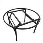 Factory Price Wholesale Folding Banquet Table Frame Metal Foldable Table Leg LQ-F004