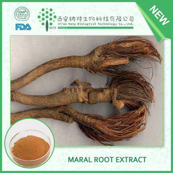China factory offering 100% natural Maral root extract 20-hydroxyecdysone