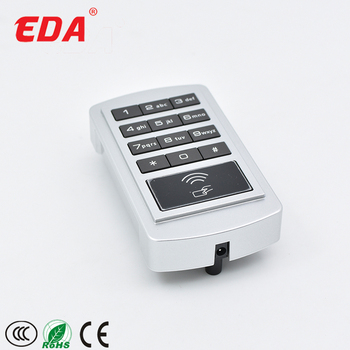 Clothes Card Key Electronic Keyless Golf Cabinet Lock