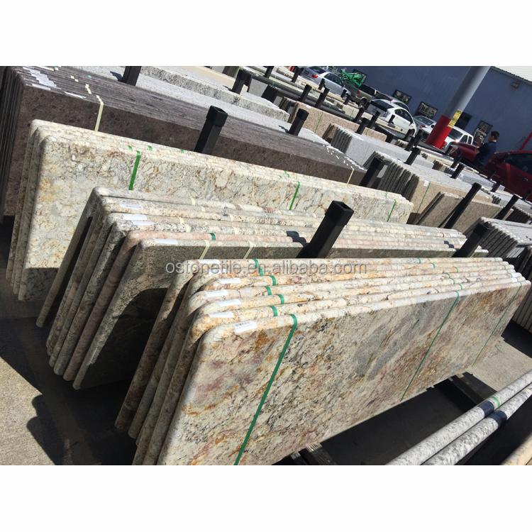 Chinesischen lieferanten fertig granit küchenarbeitsplatte