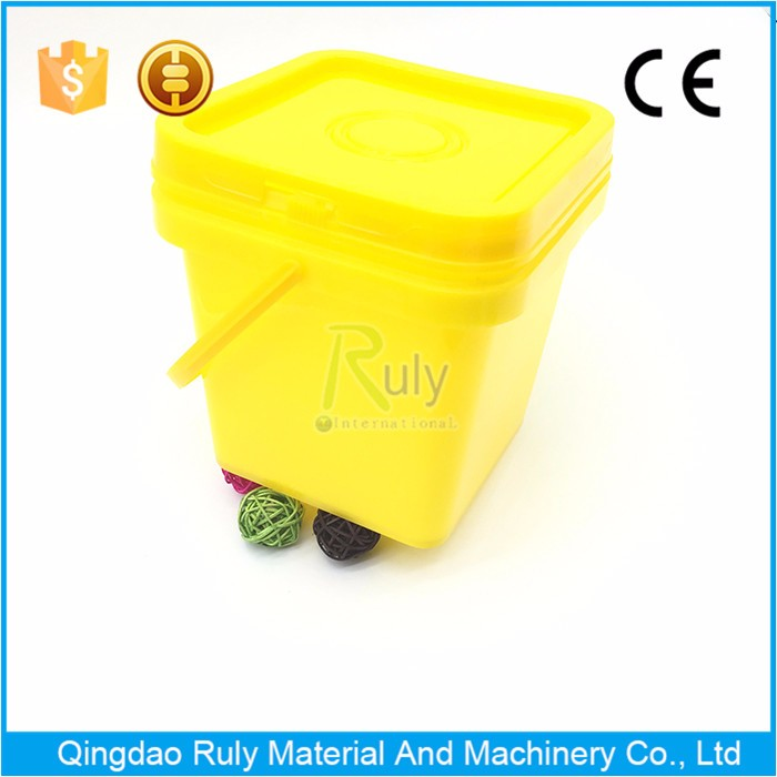 Multi-Function Flexible 5l Plastic Pail
