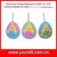 Easter decoration (ZY14C949-1-2-3 19CM) decorative easter chick hanging ornament, easter ornament, easter decoration