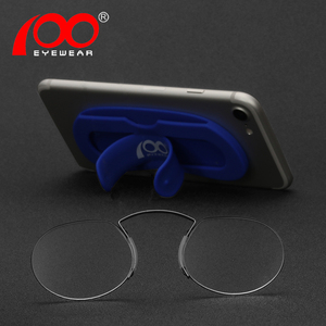 Adjustable reading glasses without arms reading glasses Vintage reading glasses