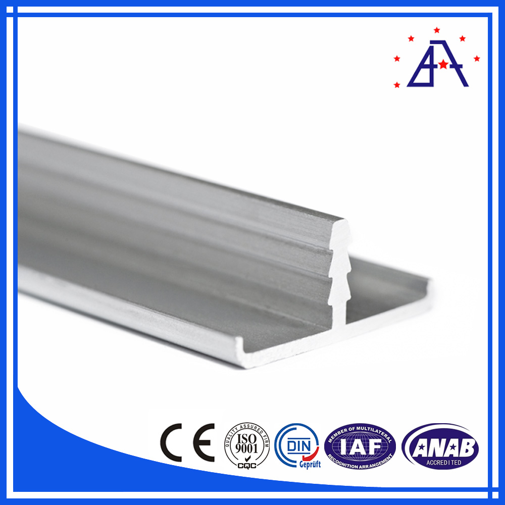 Useful Shapes Of Aluminum Extrusion Profile For Sale