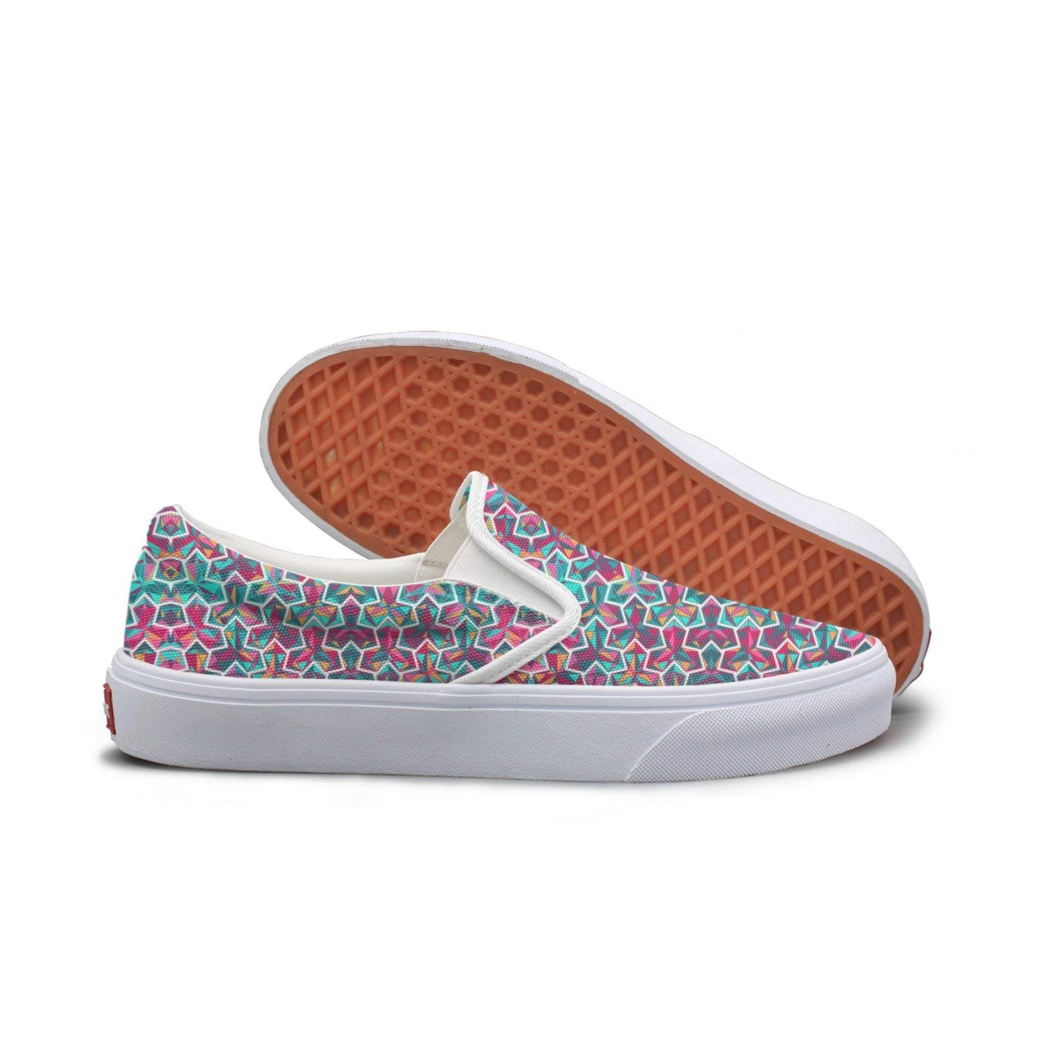 seventtynine Color Mushroom Classic Womens Canvas Slip-On Shoes Sneaker