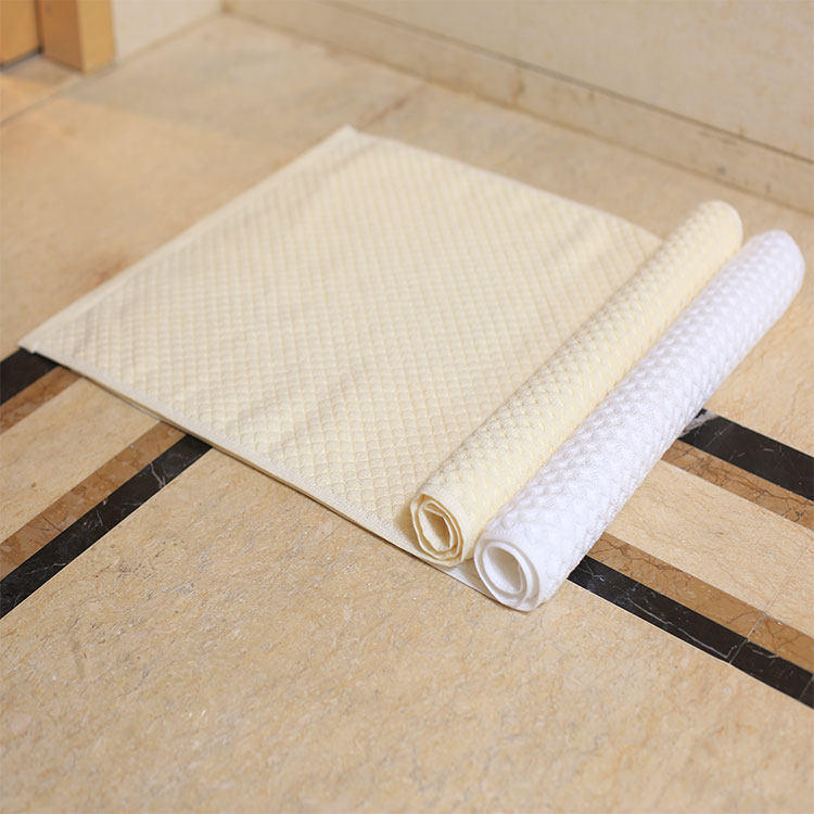 100% cotton camel embroidery door mat