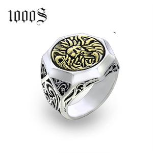 Hand Craft Vintage Finger Ring, Customized 925 Sterling Silver Ring, Men's Ring