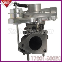 Ct12b 1kz Engine Turbo 17201-67020 17201-67010 Turbocharger For ...