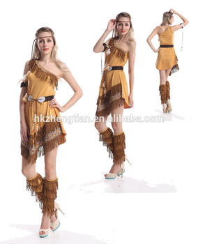 native american indian adult halloween costume wild west fancy dress party costume women costume manufacturers