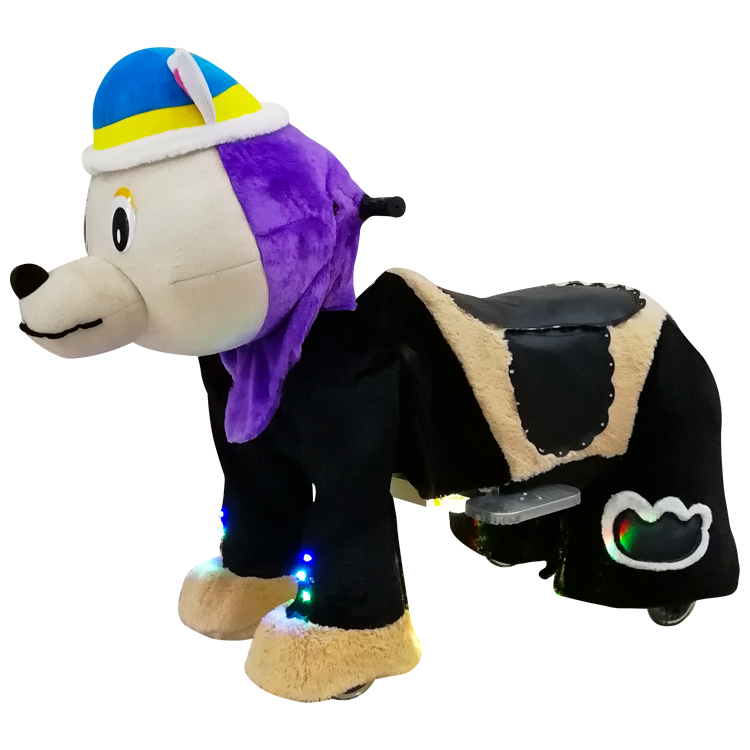 Popular Amusement <strong>Electric</strong> Stuffed <strong>Animal</strong> Ride <strong>Animal</strong> Battery for Shopping Malls